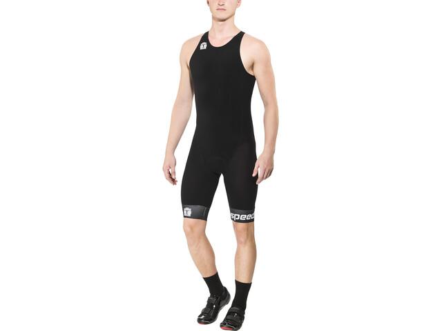 Bioracer Tri Elite Herrer sort | swim_clothes